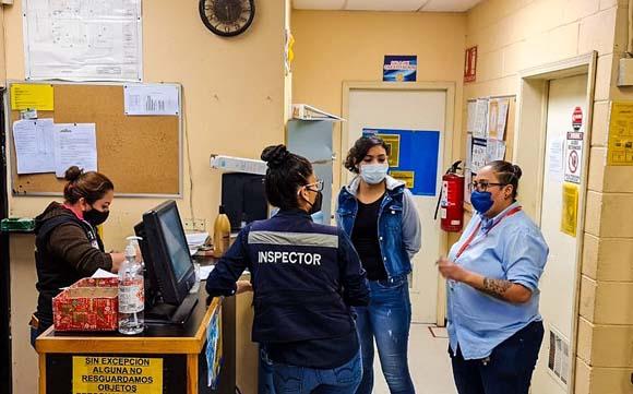 Endurecen  inspecciones a centros de trabajo en Chihuahua