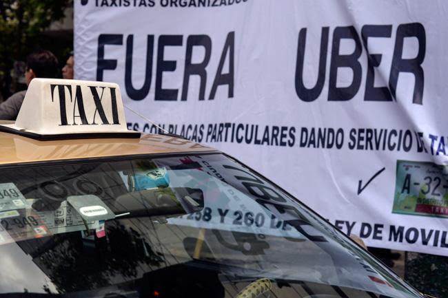 Endurecen postura contra Uber