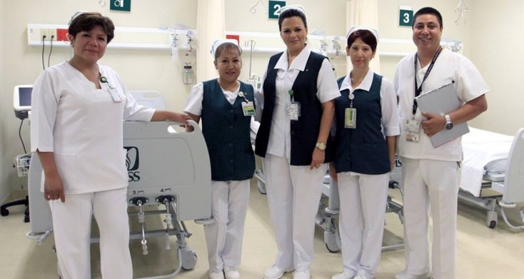 Enfermeras participan en diferentes áreas de salud