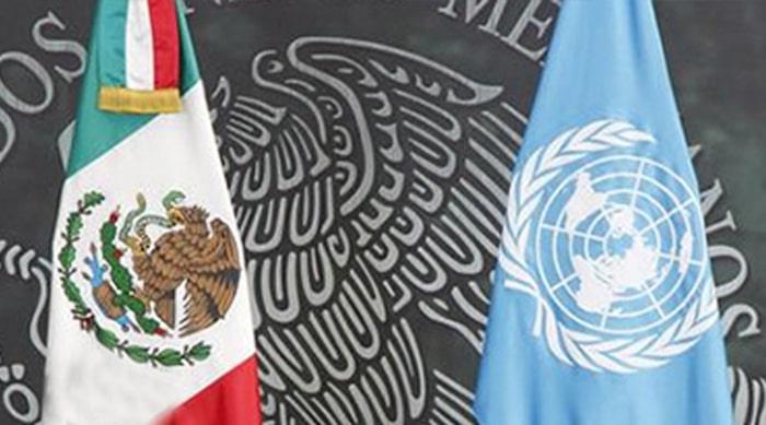 Entrega México convenio 189 a la OIT