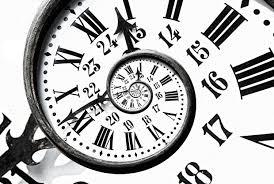 Envejecer cambia la noción del tiempo