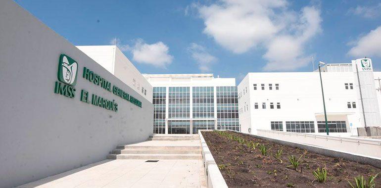 EPN inaugurará nuevo hospital del IMSS en Querétaro