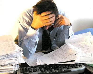 Estrés laboral, afecta a todos los países: ONU