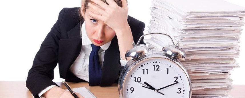 "Estrés laboral ""noquea"" a empleados"