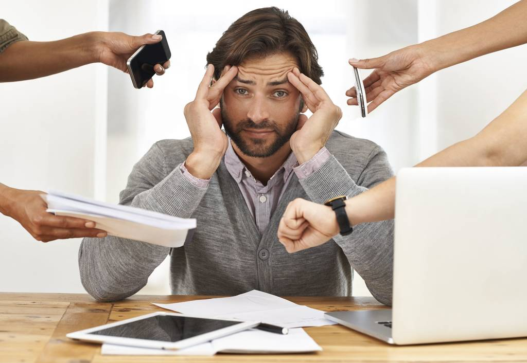 Estrés, principal problema de salud pública: STPS
