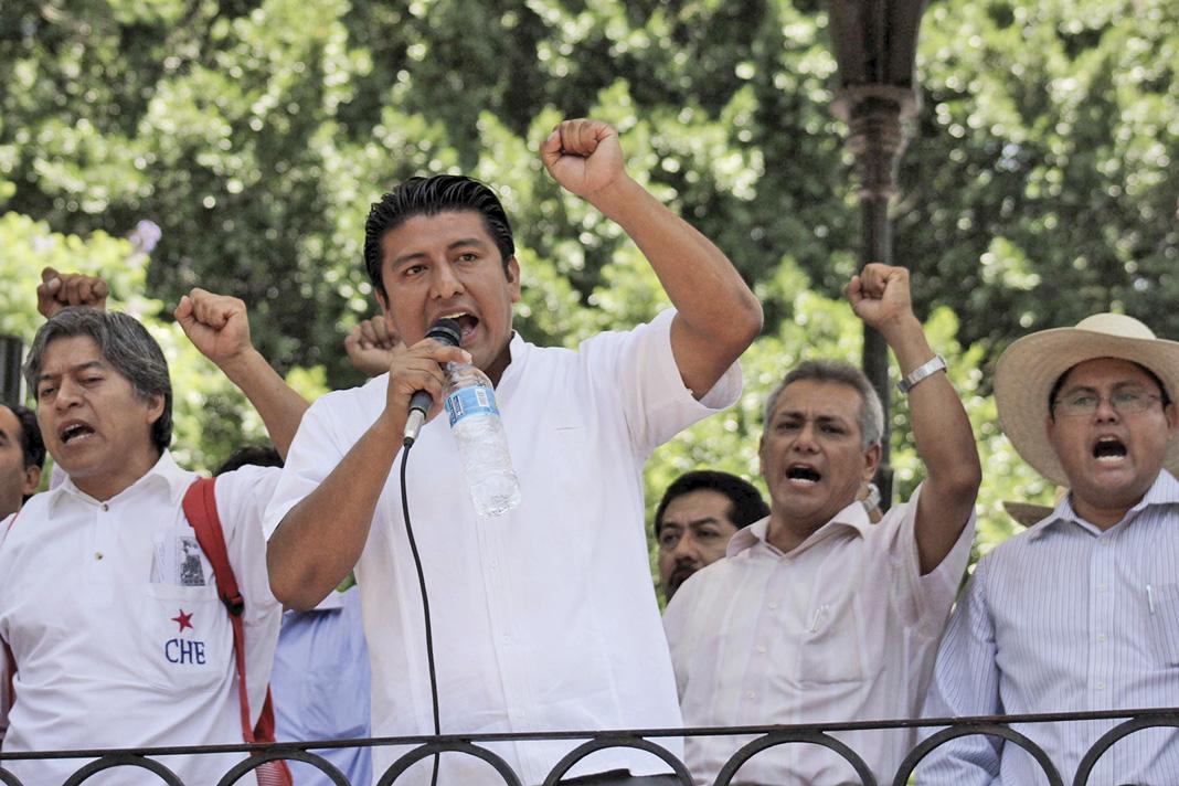 Exdirigente disidente: la CNTE sí es radical