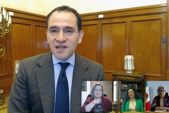 Expone Covid baja participación laboral de mujeres.- SHCP