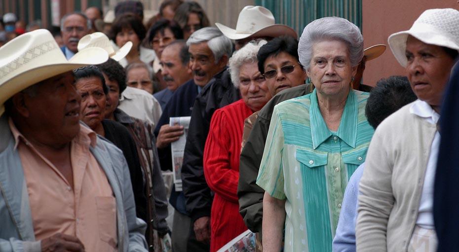 Extienden plazo para pensionados