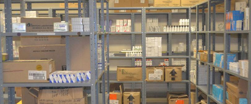 Faltan medicinas por red de abasto
