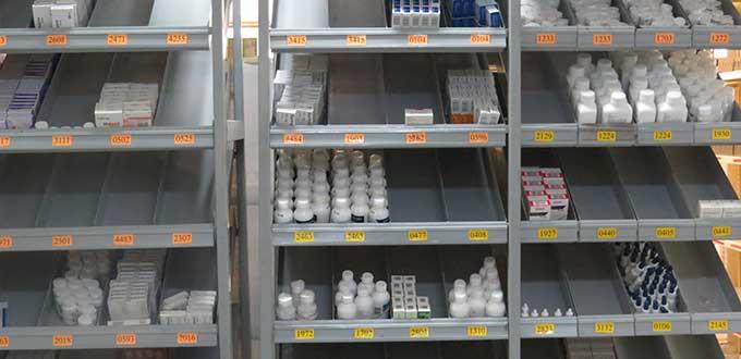 Farmaceuticos destruyen 182 toneladas de medicinas caducas
