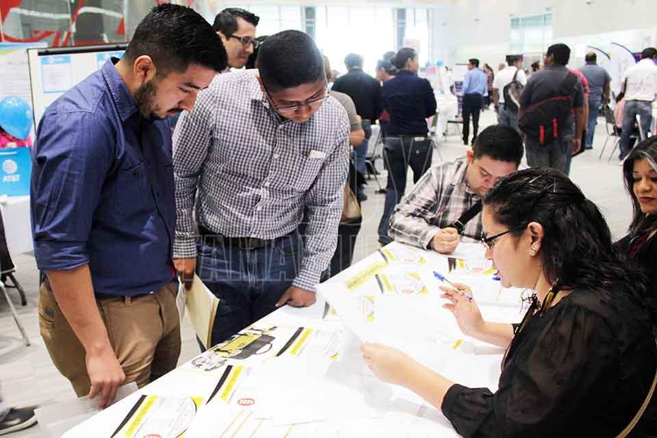 Ferias del empleo ofrecerán 76 mil ofertas laborales