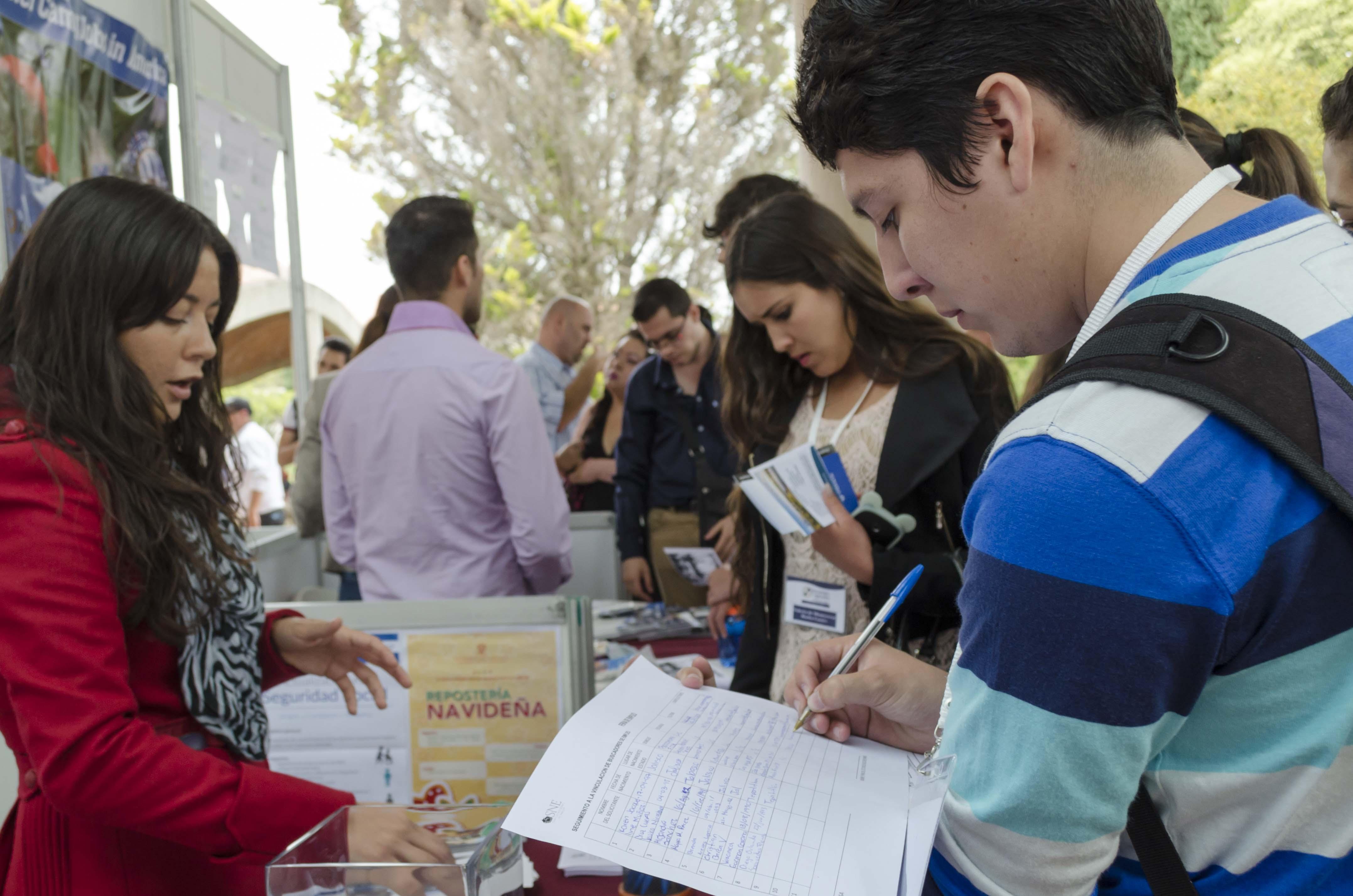 Ferias y bolsas de empleo en universidades para tu primer empleo