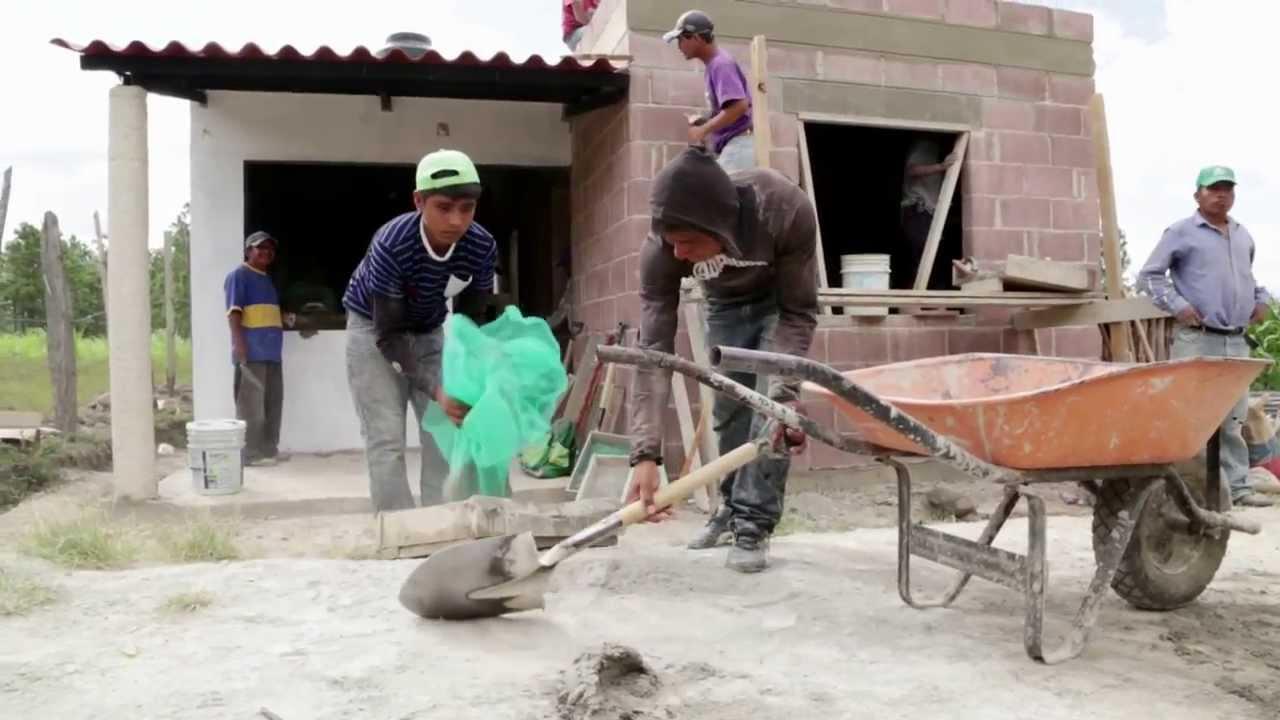 Financian a 2 mil familias para la autoproducción de vivienda