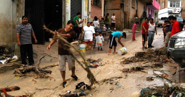 Fonacot aliado de trabajadores en desastres naturales