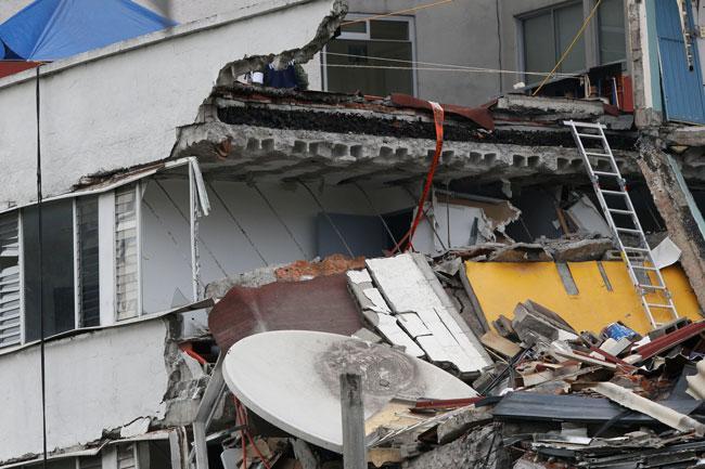 Fovissste paga primeros seguros en Oaxaca y Chiapas por sismos