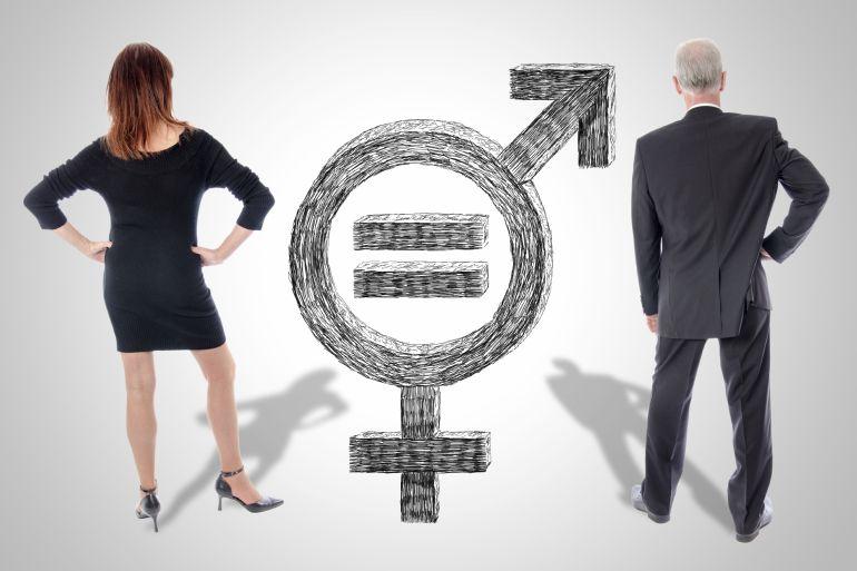 Ganan mujeres 16% menos que los hombres