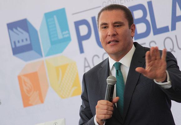 Generación de empleo con inversión: Moreno Valle
