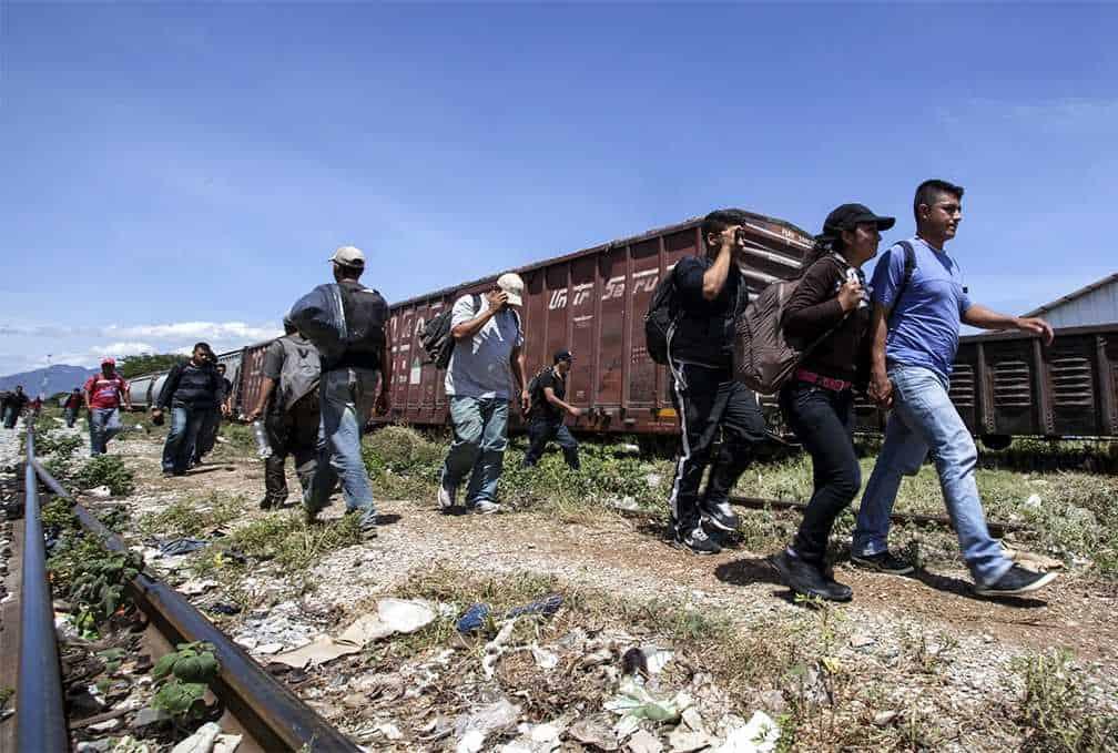 Generar empleo y bienestar, única solución al problema de la migración