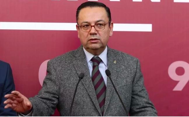 Germán Martínez anuncia reforma contra empresas que alteran cuotas obrero patronales