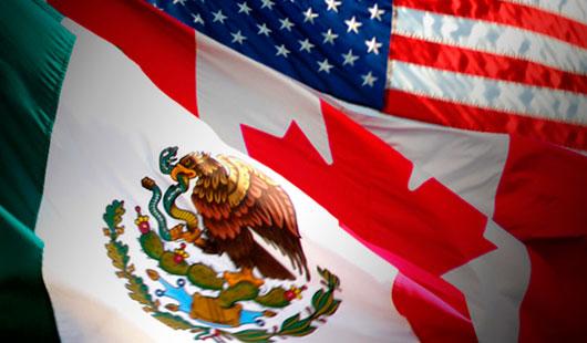 Gremios de México y EU por mejores salarios en TLCAN