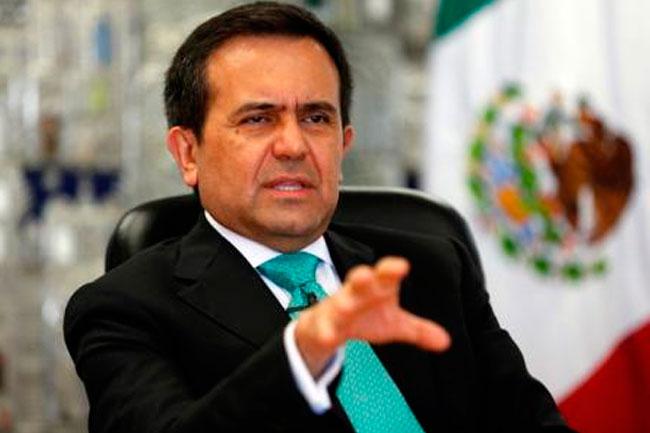 Guajardo ve muy probable cerrar este año renegociación del TLCAN