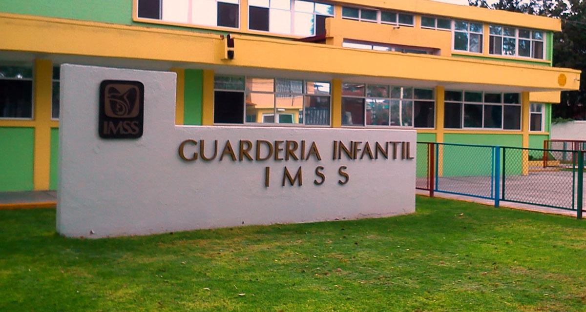 Guarderías IMSS suspenden laborales; niños todos a salvo