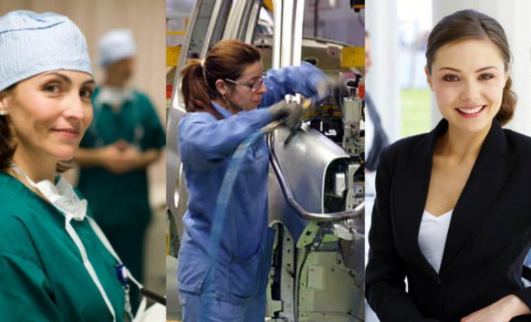 Hay más trabajo formal… pero no para las mujeres