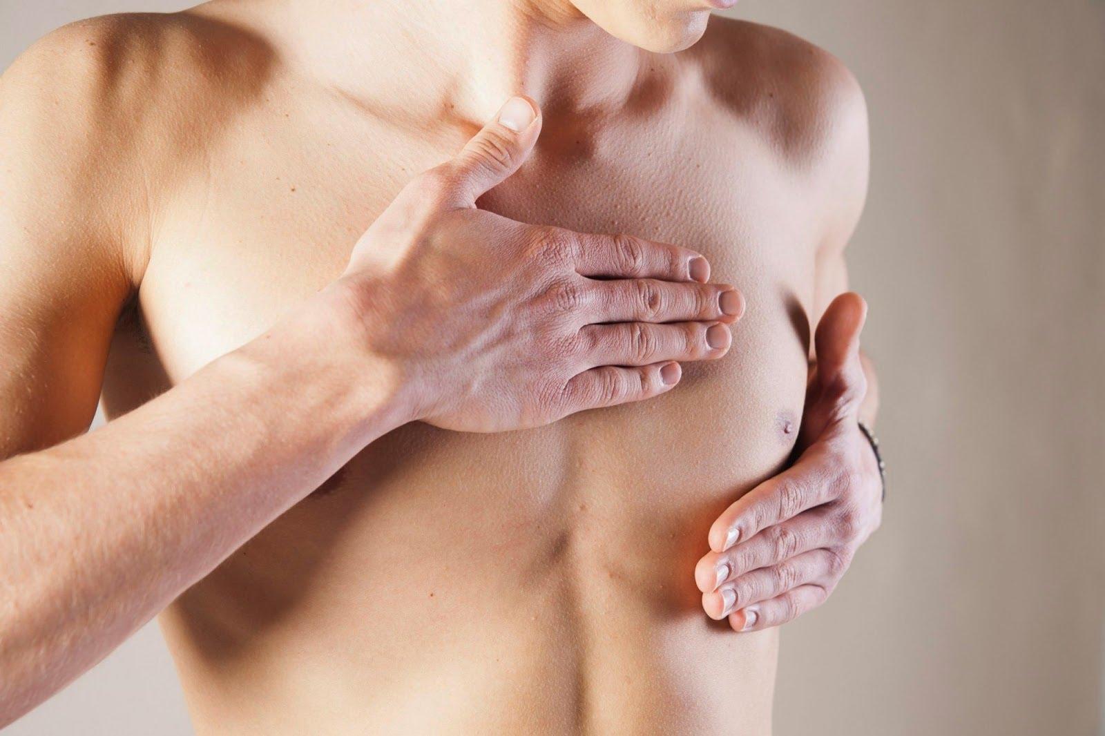 Hombres no están exentos del cáncer de mama: OMS