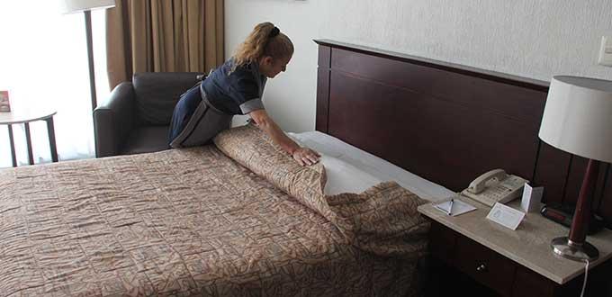 Hoteles recrudecen despido de personal