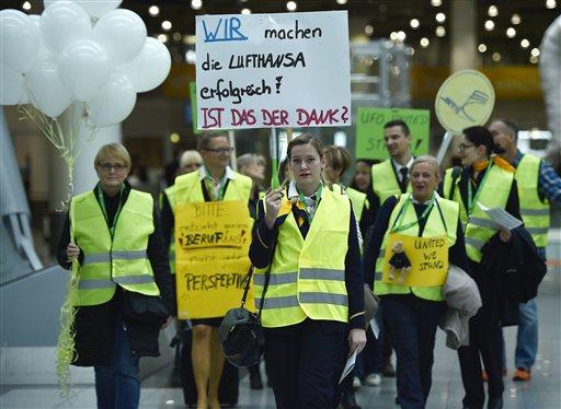 Huelga de pilotos afectará a  100 mil pasajeros