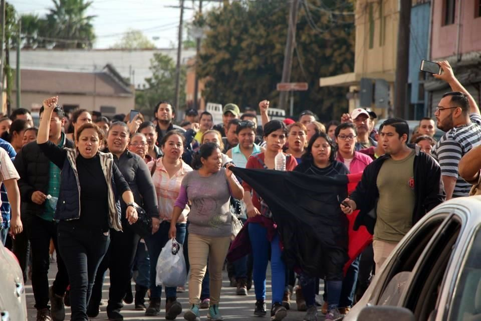 Huelgas dejan 4,700 despidos en Tamaulipas: STPS