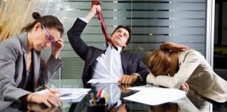 Identifica personalidades conflitivas en el trabajo