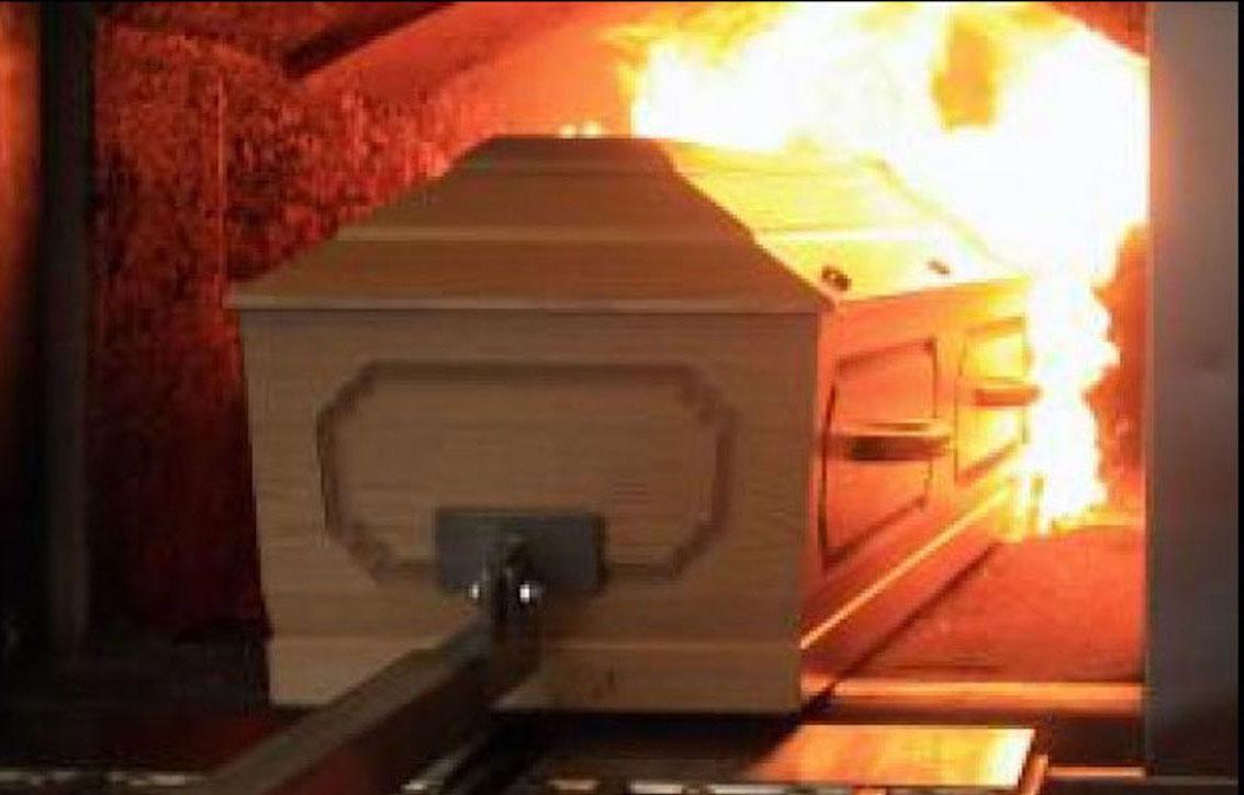 Improcedente, considerar cremación.- Ssa