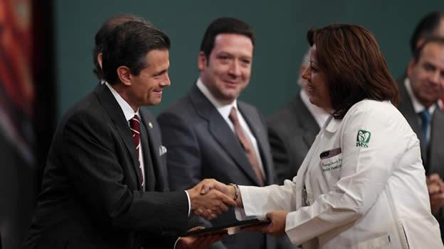 Impulsa el Ejecutivo la seguridad social del país