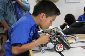 Impulsan la robótica en niños