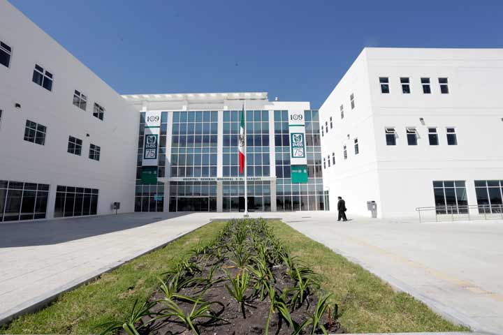 IMSS de El Marqués opera a 15% de su capacidad
