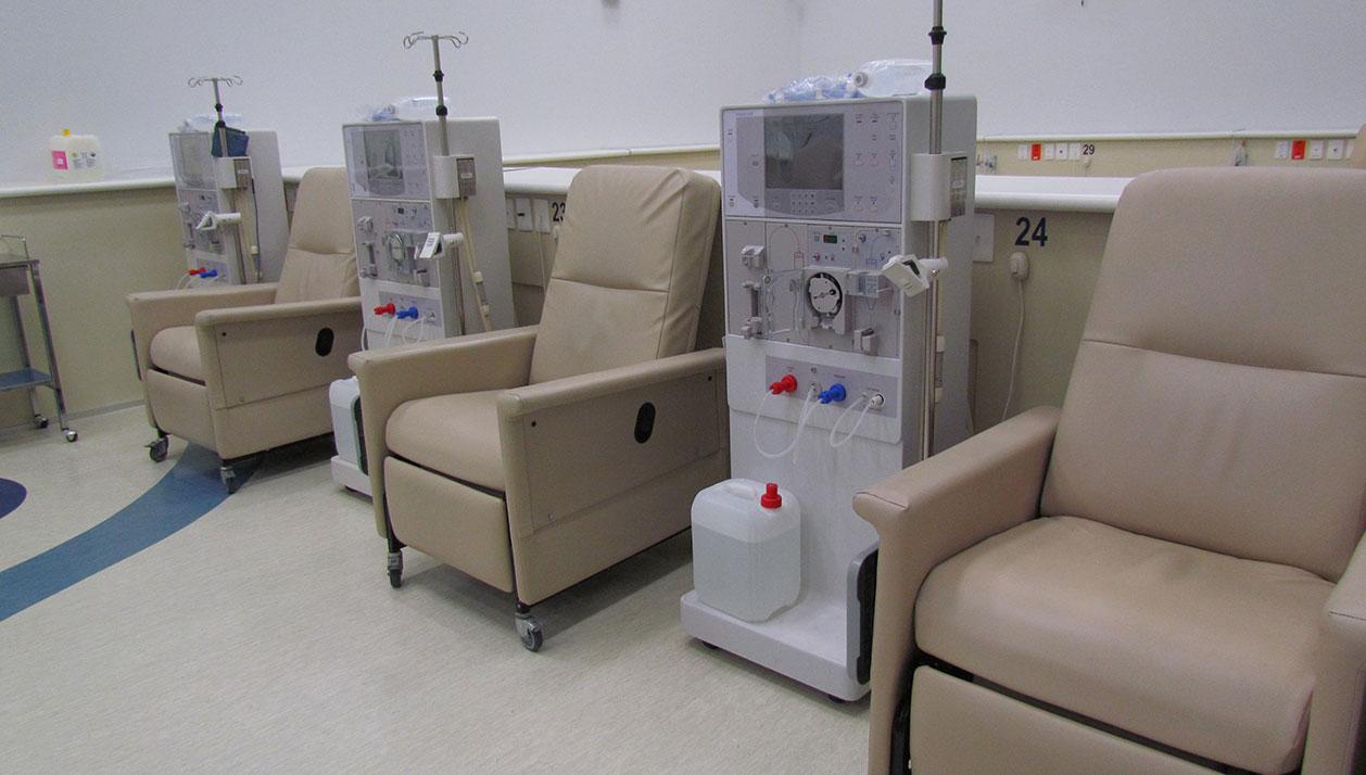 IMSS gasta cerca de 12 mil mdp en diálisis y hemodiálisis