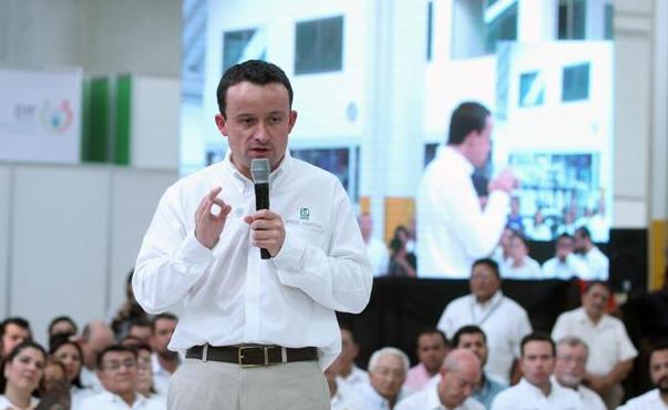 IMSS invertirá 100 mdp para infraestructura en Campeche