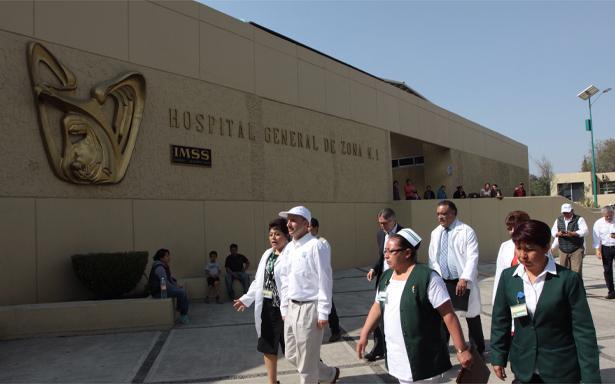 IMSS invierte más de mil 200 mdp para hospitales en Aguascalientes