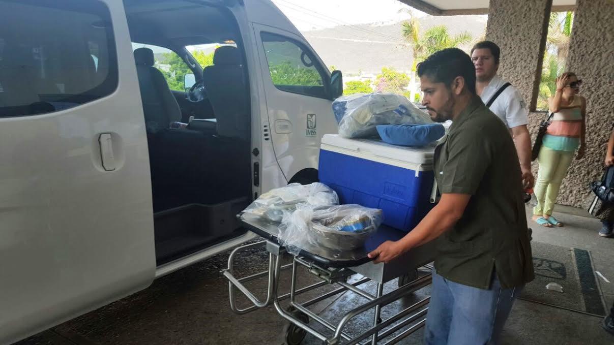 IMSS Jalisco logra tres donaciones multiorgánicas en una semana
