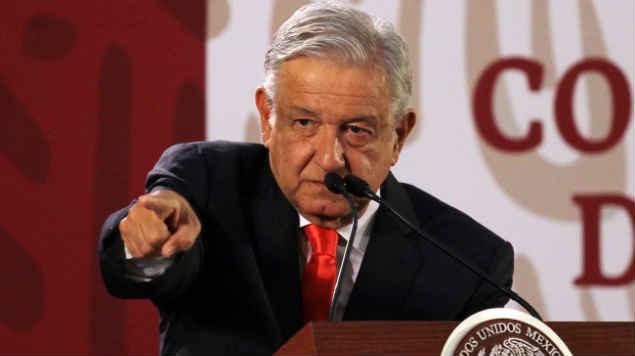 IMSS no abre sus puertas a población abierta: AMLO