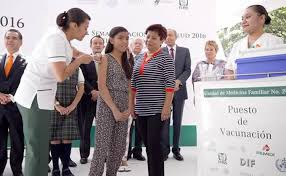 IMSS vacunará a 350 mil niñas contra VPH