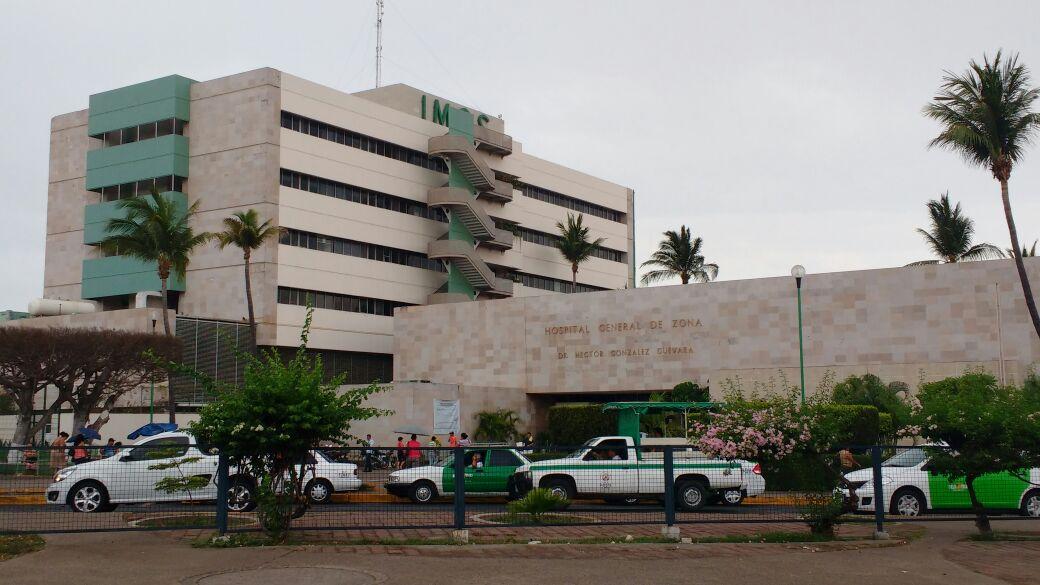 Inauguran hospital del IMSS de 80 millones en Mazatlán