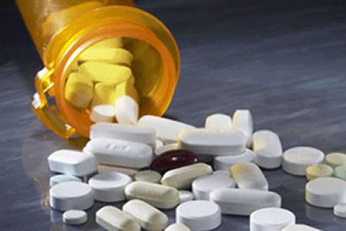 Incautan  500 toneladas de medicamentos irregulares en 7 años