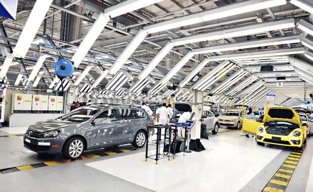 Incremento directo al salario en VW: 5.5%