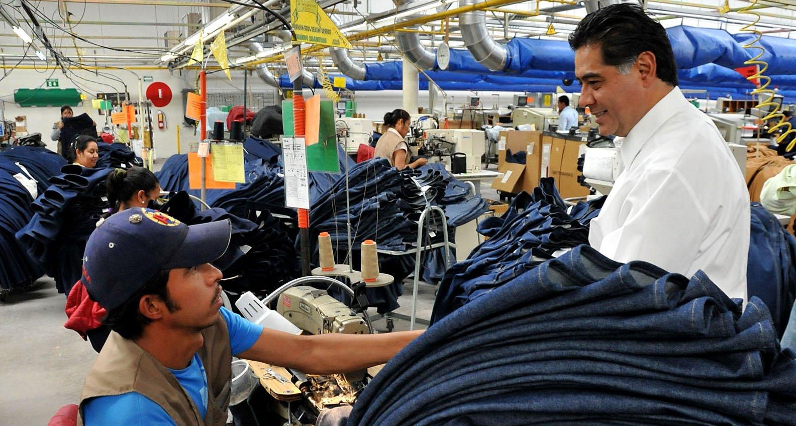 Industria manufacturera inicia el año con más empleos