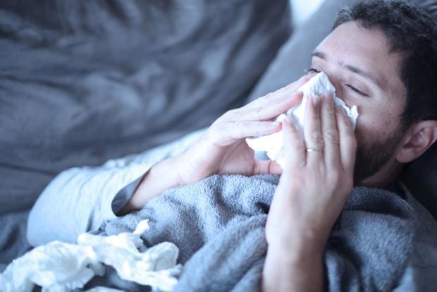 Influenza se enseña con enfermos de cáncer