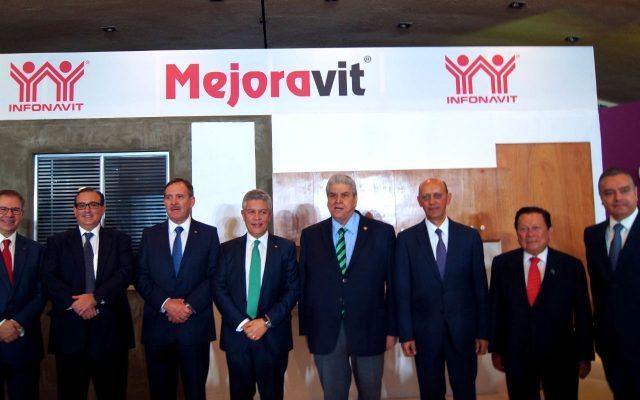 Infonavit integrará a PyMES en Mejoravit