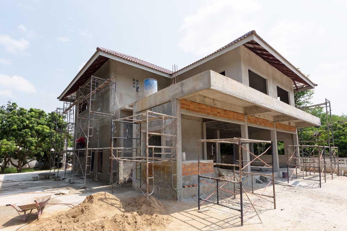 Infonavit y Fovissste lanzan créditos para autoconstruir casa