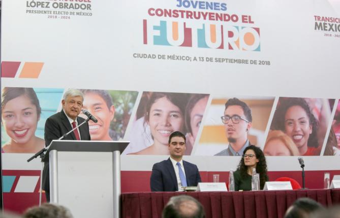 Inicia el preregistro del programa Jóvenes Construyendo el Futuro